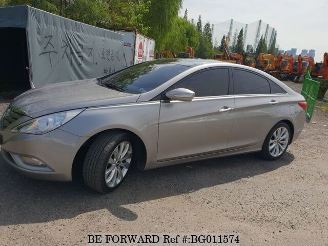 Elegant About This 2011 HYUNDAI Sonata (Price:$4,850)