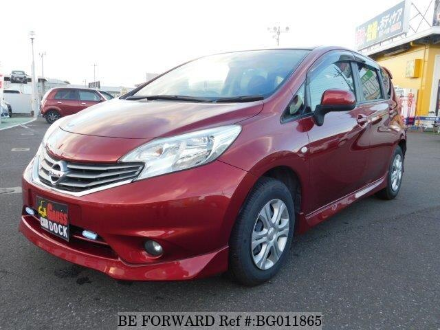 Nissan Note Occasion >> 2012 Nissan Note