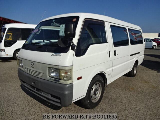 Used 2008 MAZDA BONGO BRAWNY VAN LONG/ADF-SKF6V for Sale ...