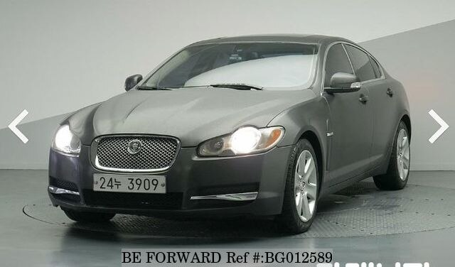 About This 2008 JAGUAR XF (Price:$9,835)