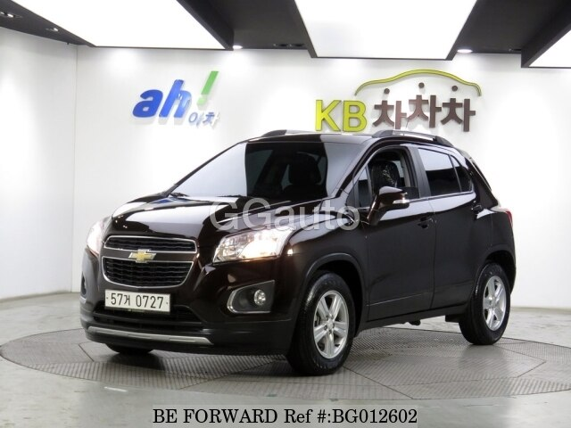 Used 2016 Chevrolet Traxlt For Sale Bg012602 Be Forward