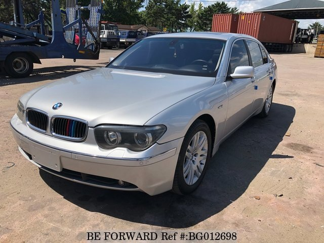 Used 2004 Bmw 7 Series745li For Sale Bg012698 Be Forward