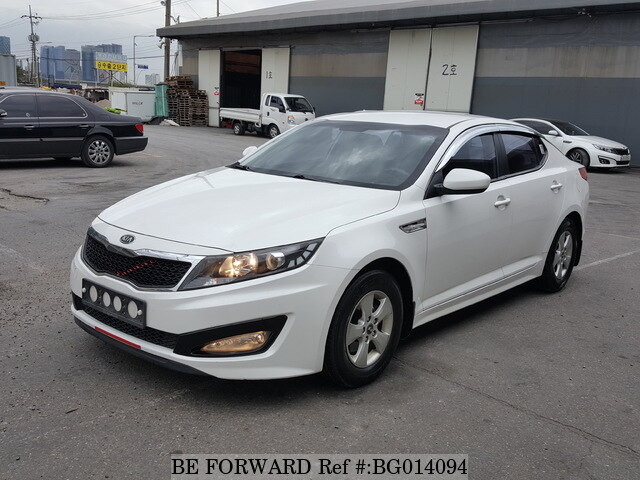 About This 2012 KIA K5 (Optima) (Price:$3,000)