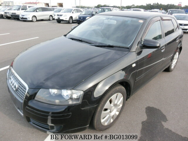 Used AUDI AGHPBSE For Sale BG BE FORWARD - Audi a3 price