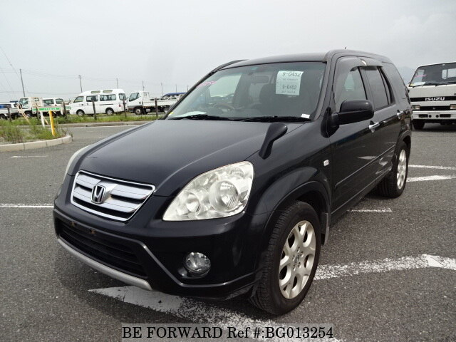 About This 2004 HONDA CR V (Price:$2,441)