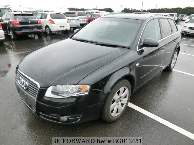 Used AUDI A AVANT TFSI QUATTRO ATTRACTIONGHEBWEF For - 2006 audi a4