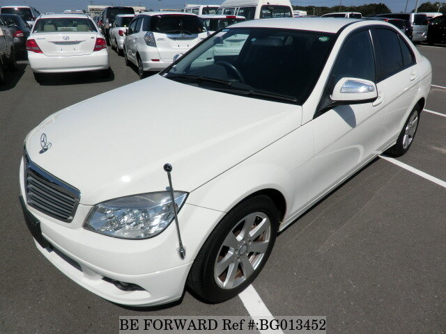 About This 2009 MERCEDES BENZ C Class (Price:$5,348)