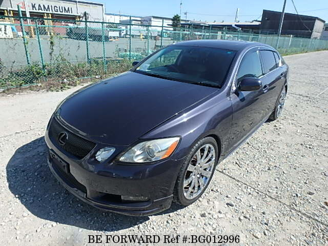 About This 2007 LEXUS GS (Price:$2,787)