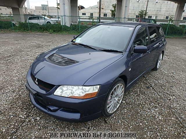 2005 Mitsubishi Lancer Evolution Wagon Evolution Gt Agh Ct9w Usados