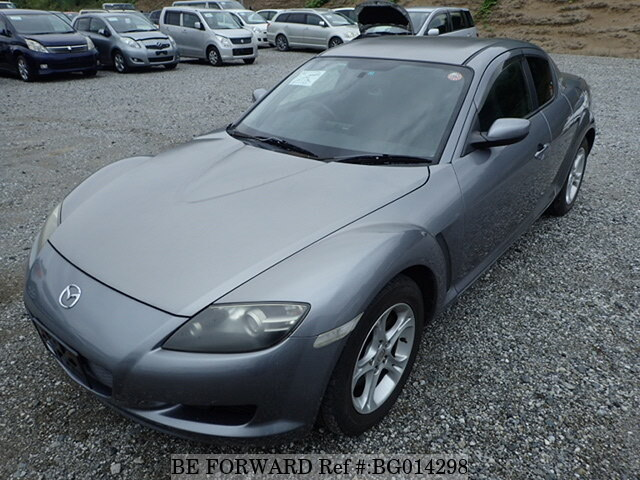 Used 2004 MAZDA RX 8 BG014298 For Sale