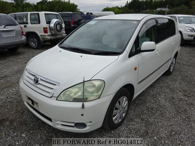 used 2002 toyota ipsum 240i ta acm21w for sale bg014312 be forward rh beforward jp Lower Ipsum Toyota Ipsum 2010