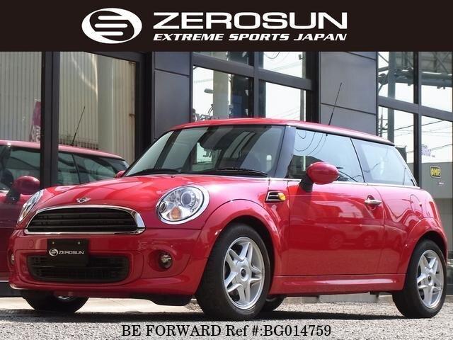 Used 2011 Bmw Mini One Cba Sr16 For Sale Bg014759 Be Forward