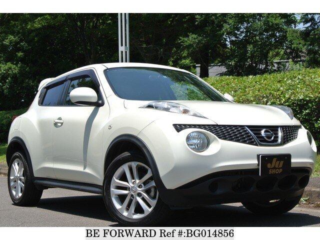 Used 2011 NISSAN JUKE 1 6 16GT/CBA-F15 for Sale BG014856 - BE FORWARD