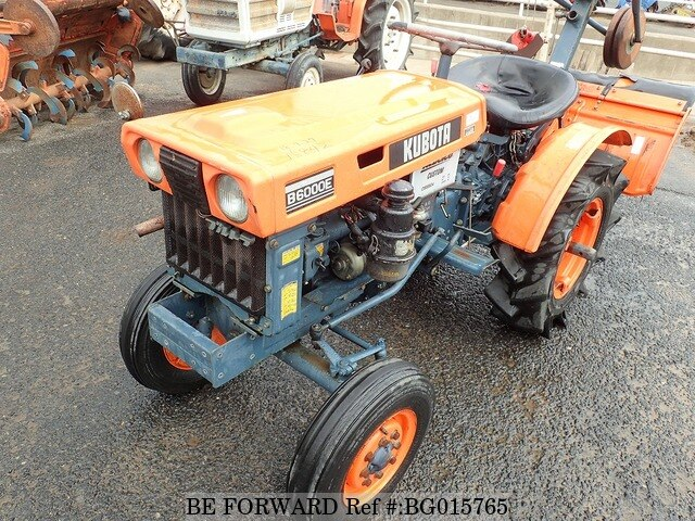 Used 1976 KUBOTA B6000S BG015765 for Sale