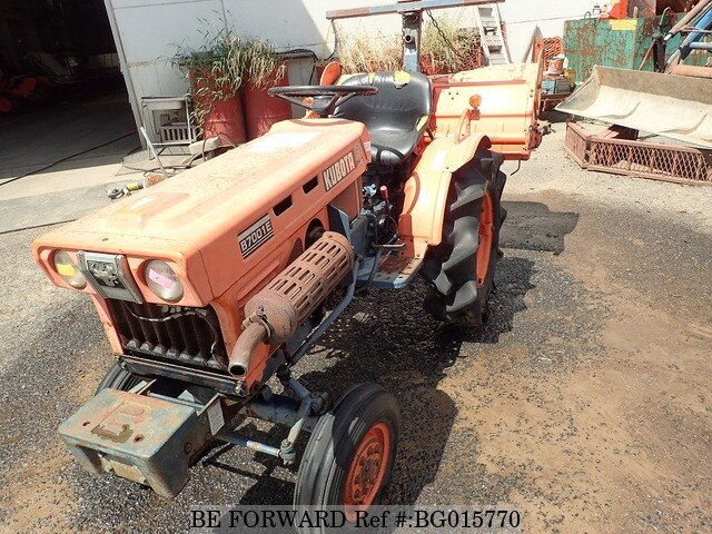 Used 1979 KUBOTA B7001S BG015770 for Sale