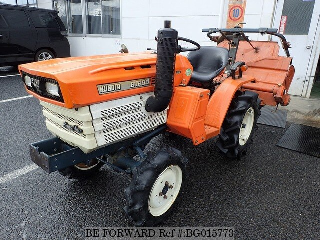 Used 1984 KUBOTA B1200D BG015773 for Sale
