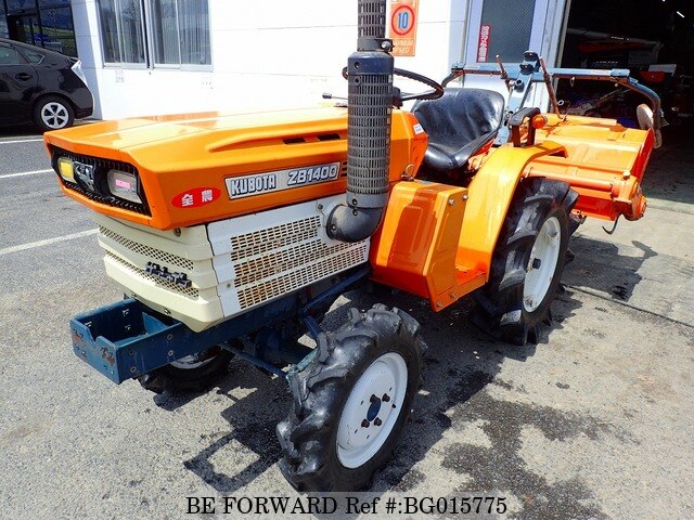 Used 1983 KUBOTA B1400D BG015775 for Sale
