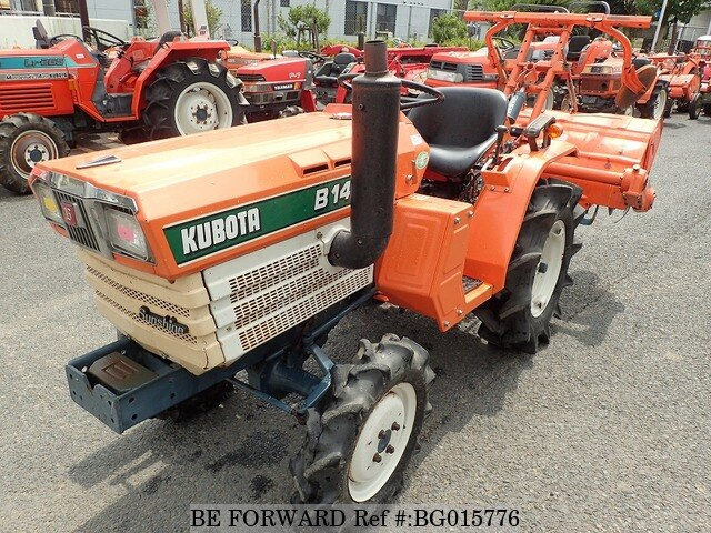 Used 1985 KUBOTA B1402D BG015776 for Sale