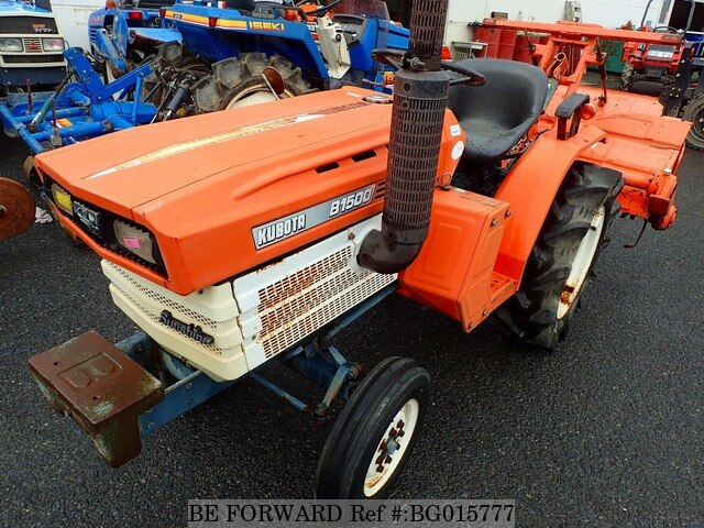 Used 1984 KUBOTA B1500S BG015777 for Sale