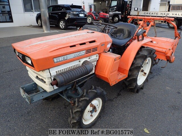 Used 1984 KUBOTA B1500D BG015778 for Sale