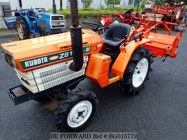 Used 1985 KUBOTA B1502D BG015779 for Sale