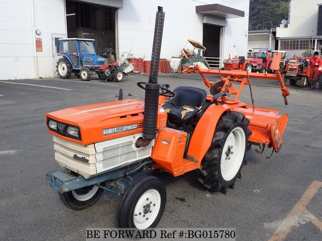Used 1985 KUBOTA B1600S BG015780 for Sale