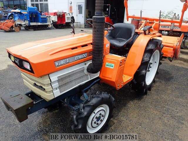 Used 1985 KUBOTA B1600D BG015781 for Sale