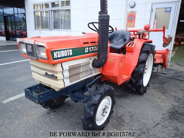 Used 1985 KUBOTA B1702D BG015782 for Sale