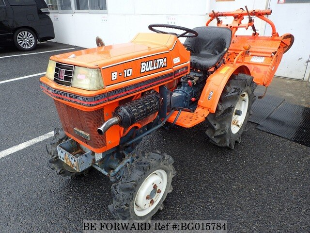 Used 1991 KUBOTA B-10D BG015784 for Sale