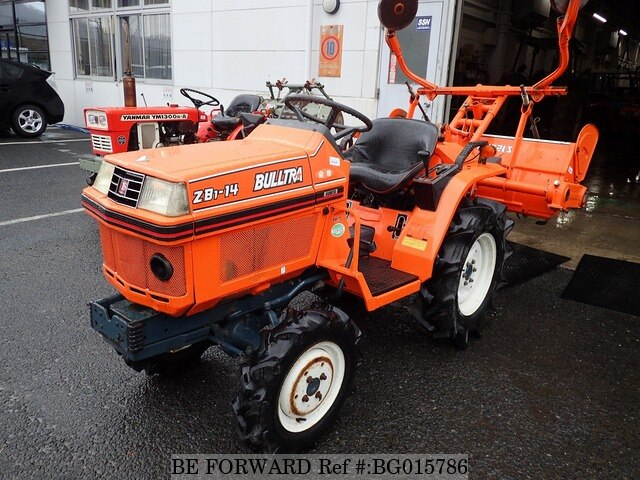 Used 1989 KUBOTA B1-14D BG015786 for Sale