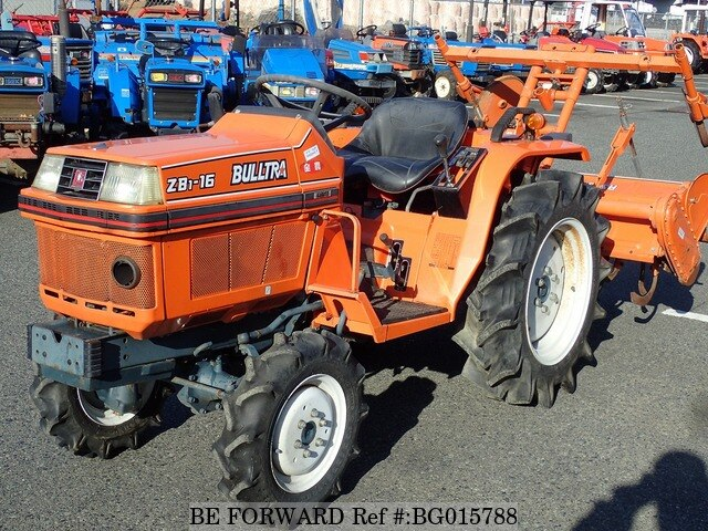 Used 1989 KUBOTA B1-16D BG015788 for Sale