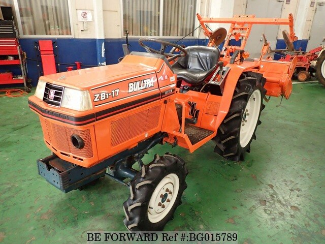 Used 1989 KUBOTA B1-17D BG015789 for Sale