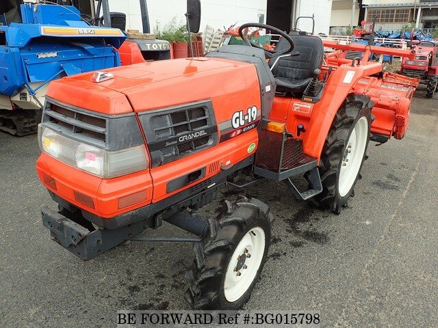 Used 1993 KUBOTA GL19D BG015798 for Sale