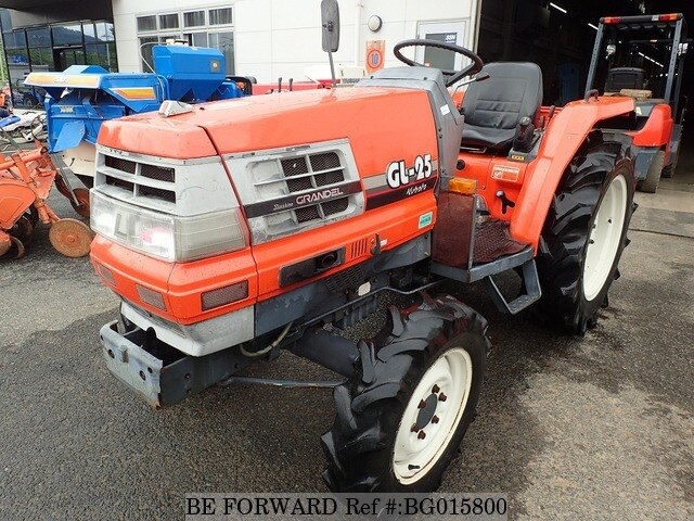 Used 1993 KUBOTA GL25D BG015800 for Sale