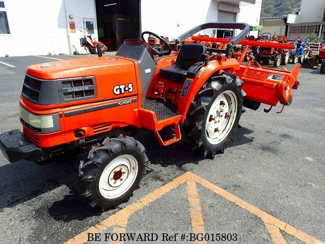 Used 1996 KUBOTA GT5 BG015803 for Sale