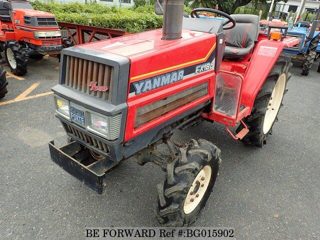 Used 1987 YANMAR FX18D BG015902 for Sale