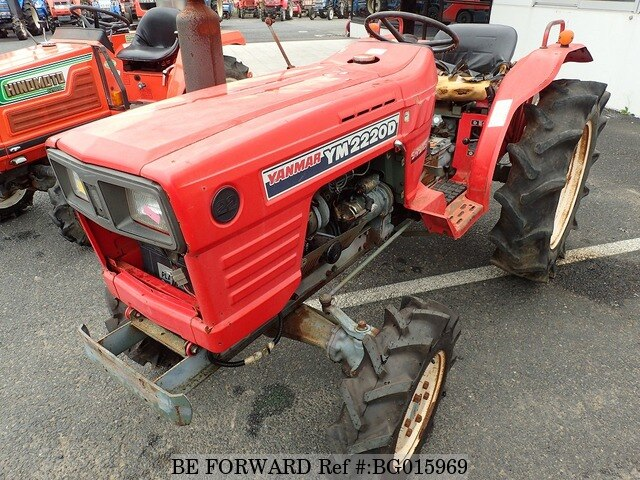 Used 1982 YANMAR YM2220D BG015969 for Sale