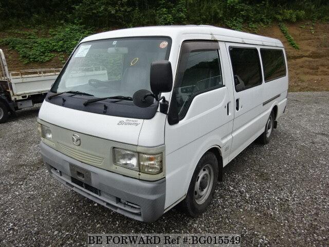 Used 2004 MAZDA BONGO BRAWNY VAN DX/TC-SKE6V for Sale ...