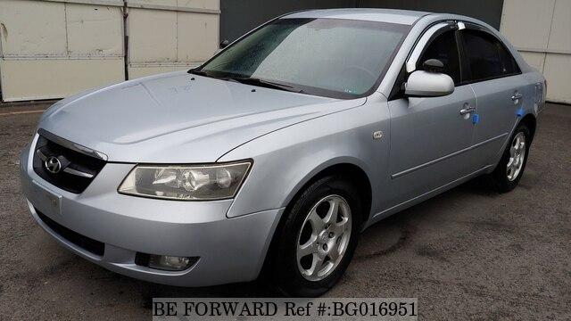 Used 2006 Hyundai Sonata N20 A T Nf For Sale Bg016951 Be