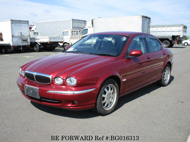 About This 2004 JAGUAR X TYPE (Price:$1,020)