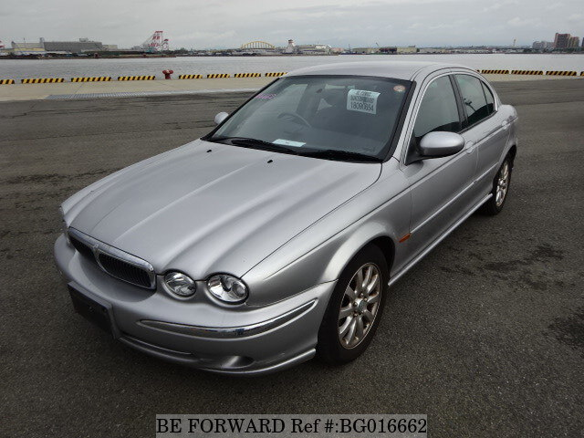 About This 2002 JAGUAR X Type (Price:$800)