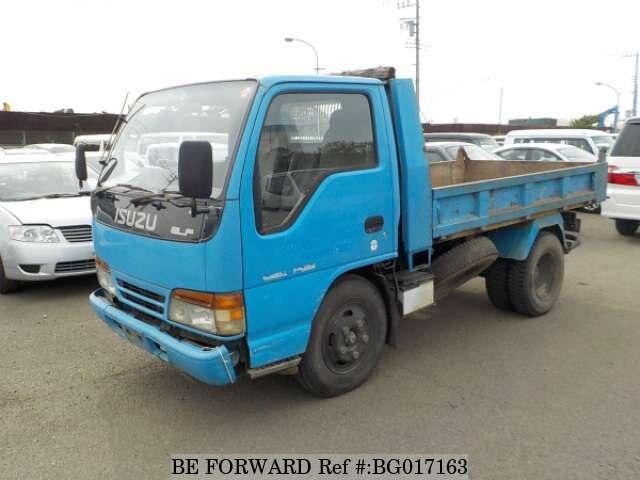 Used 1995 ISUZU ELF TRUCK For Sale BG017163