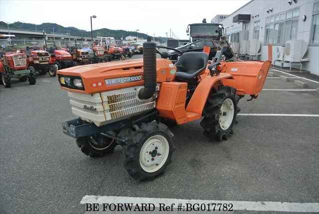 Used 1984 KUBOTA B1200D BG017782 for Sale