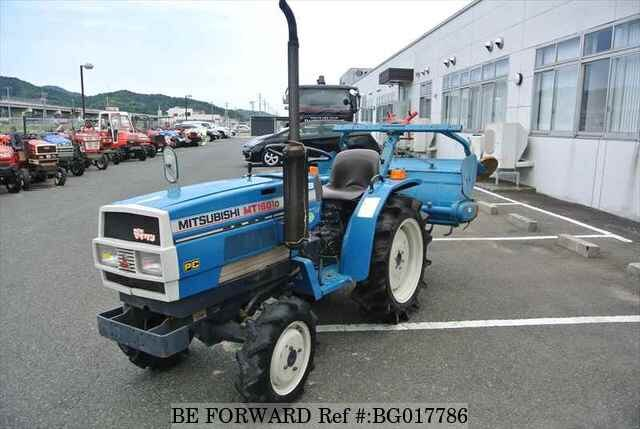 Used 1984 MITSUBISHI MT1601D BG017786 for Sale