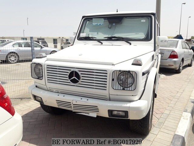 About This 2007 MERCEDES BENZ G Class (Price:$34,985)