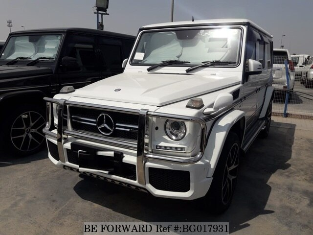 used 2015 mercedes-benz g-class for sale bg017931 - be forward