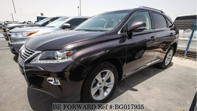 About This 2013 LEXUS RX (Price:$19,485)