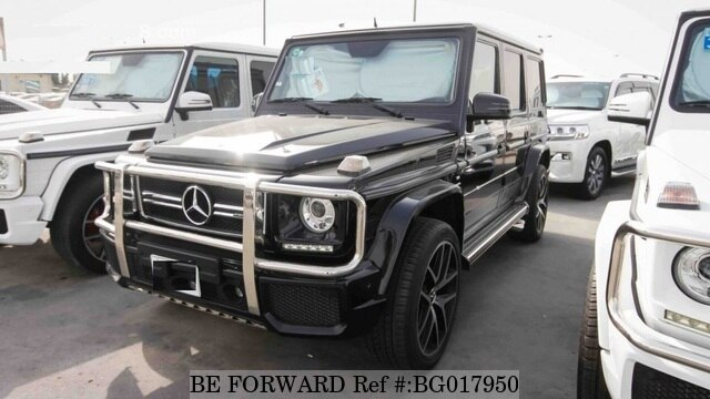About This 2007 MERCEDES BENZ G Class (Price:$36,985)