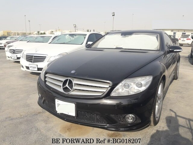About This 2008 MERCEDES BENZ CL Class (Price:$17,985)
