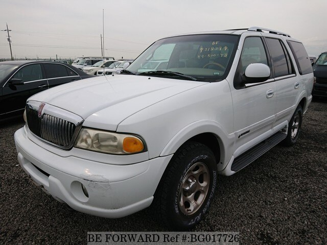 View 2002 Lincoln Navigator For Sale